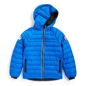 CANADA GOOSE NEW Sherwood Hooded Packable Jacket